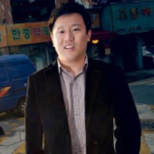 LG Electronics Vice President Daniel Shin