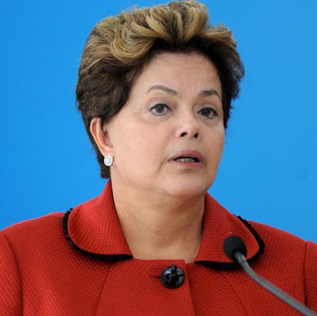 Airports ready for World Cup, says Brazil president