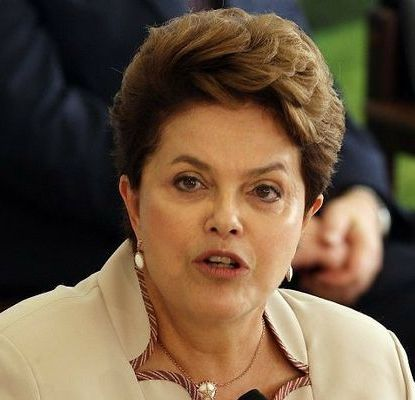 Brazilian president envisions better year for economy