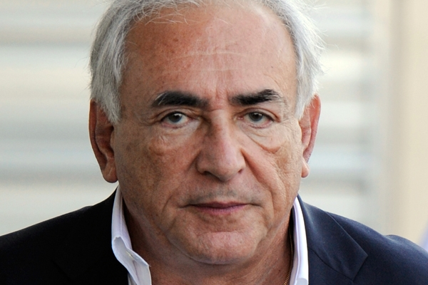 Strauss-Kahn paid 'rape' accuser maid £1mln to end all legal action against him in U.S.