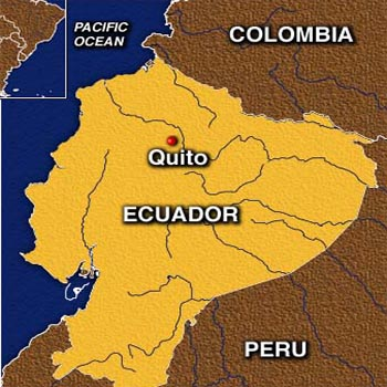 Quito TopNews - Capital of ecuador