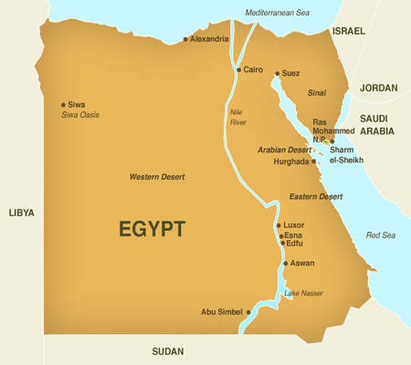 36 Muslim Brotherhood members die in Egypt