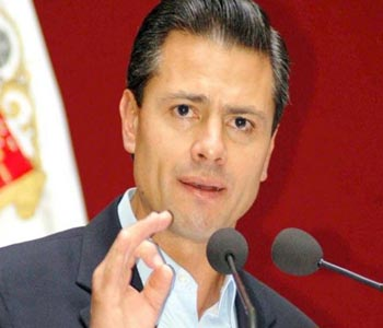 Mexico announces high-speed rail project