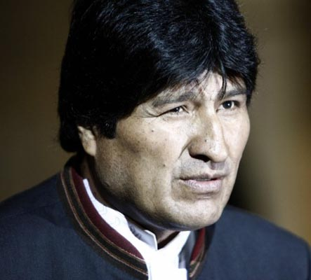 Bolivia not to drop ICJ suit against Chile