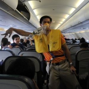 Farting Inside Flight Fine Say Scientists