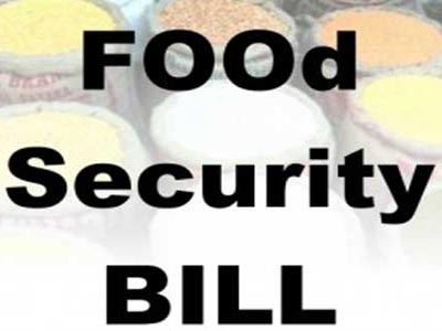 national food security bill passed in