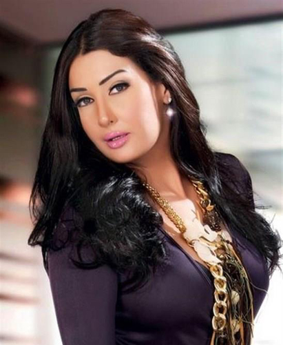 "Melbourne, June 17 : Ghada Abdul Razek, an Egyptian TV star faced criticism after she called a victim of sexual harassment ""lucky"" to have been visited by ... - ghada-abdel-razek"