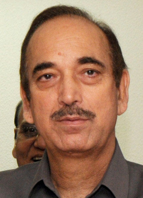 New Delhi, Apr 17 : Union Health and Family Welfare Minister <b>Ghulam Nabi</b> <b>...</b> - ghulam-nabi-azad_28