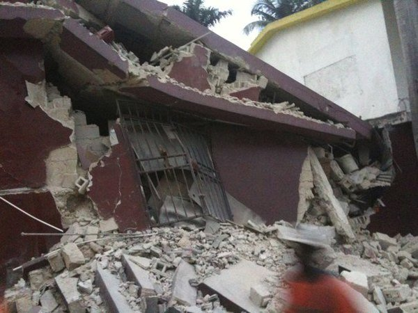 haiti earthquake damage info