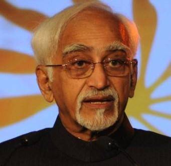 Delegation of Arunachal Vikas Parishad calls on Hamid Ansari