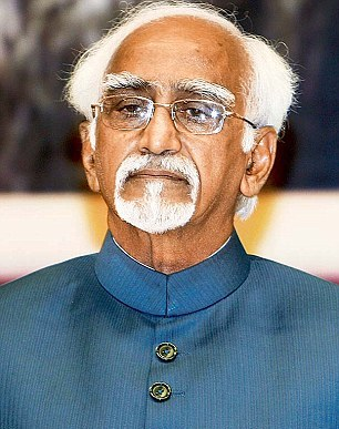 AIFD delegation calls on Vice President Hamid Ansari