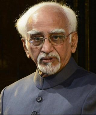 Mumbai college students meet Ansari