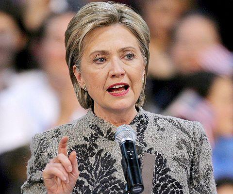 hillary clinton545 Hillary Clinton Ka Bayan Aur Pakistan Ki Khud Mukhtari Editorial By Express
