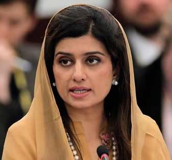 Hina Rubani Khar Khar says US needs to