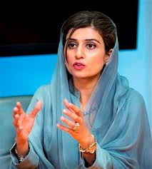 Khar says Pak military 'plays as much of role in country as Pentagon in US'