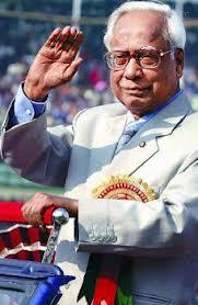 Bangladeshi ex-President Iajuddin Ahmed passes away