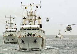 Indian Coast Guard History | RM.