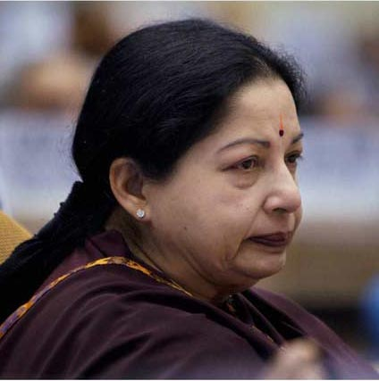 Jayalalithaa flays centre over smuggling of Chinese fireworks