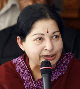 Raja instrumental in country losing Rs.2 trillion revenue: Jayalalithaa