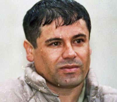 Mexican drug kingpin Guzman formally charged