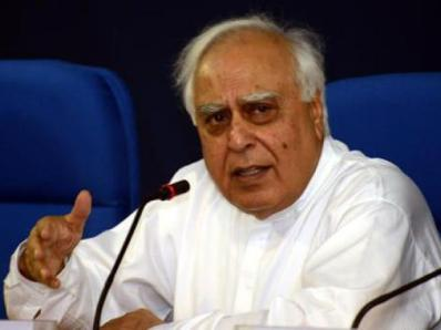 Sibal questions BJP's silence over TN Govt's decision to free Rajiv's killers