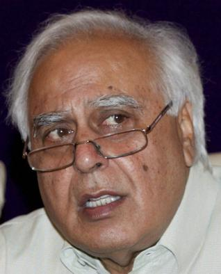 Sibal lashes out at Modi, BJP for sidelining Advani