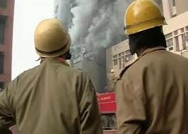 Fire in Kasturba Gandhi Marg high-rise, no casualties
