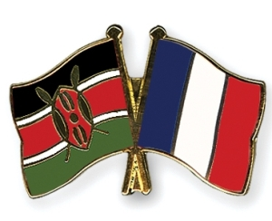France vows to enhance trade ties with Kenya
