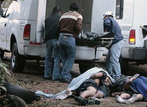 killed in Mexico drug