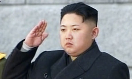 North Korea's ''Supreme Leader'' Kim Jong-un now named 'marshal' of military
