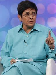 Kiran Bedi willing to work with ''less corrupt''