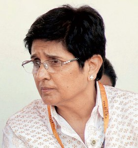 Kiran Bedi for holistic approach to deal with crimes against feminine gender