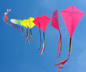 Myanmar to hold kite show, contest