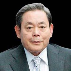 Samsung Electronics promotes chairman's son
