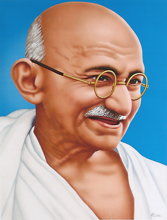 Mahatma Gandhi's glasses fetch £41k at auction