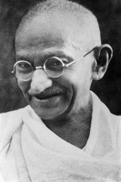 """an analysis on non violent resistance by m k gandhi Application of nonviolence, they remained firm in their respect for gandhi as a  human  notion of swaraj or """"self-rule"""" central to the meaning of satyagraha."""
