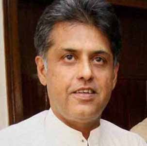 Manish Tewari denies reports on PM resigning