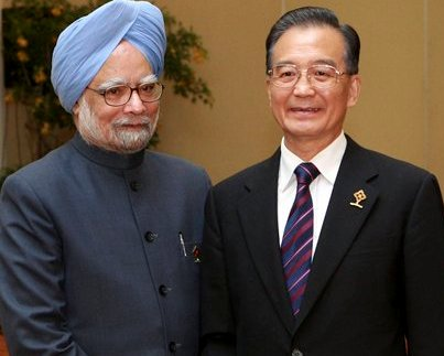 'I am satisfied with talks with Wen Jiabao,'' says Manmohan Singh