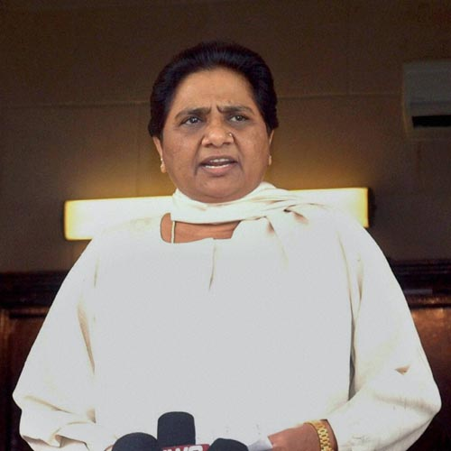 Mayawati demands 'rethink' on diesel, LPG issues
