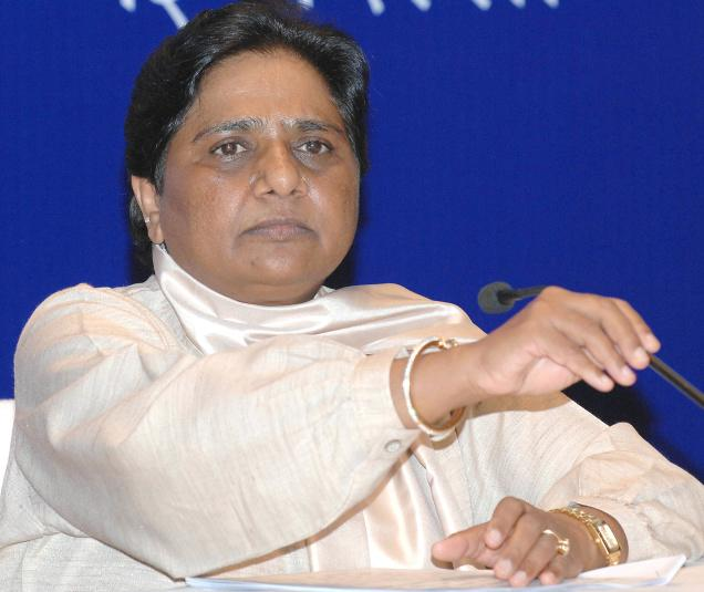 Mayawati demands immediate roll back of rail fare hike