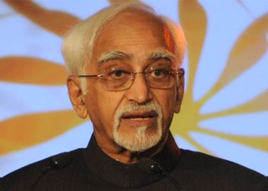 Ansari suggests fourfold approach to treat corruption, promote probity