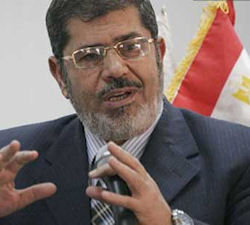 Egypt court suspends elections called by Morsi