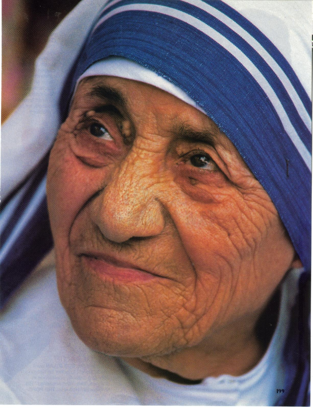 Mother teresa life story summary