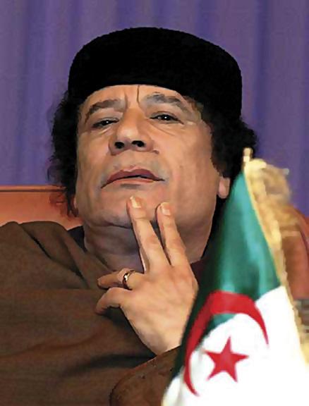 muammar al gaddafi nurse. Gaddafi#39;s Ukrainian nurse says