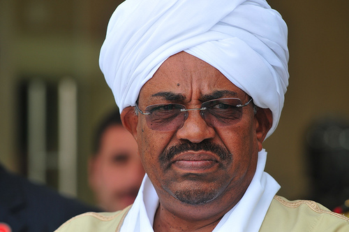 Sudan's president warns protesters of 'incinerating summer'