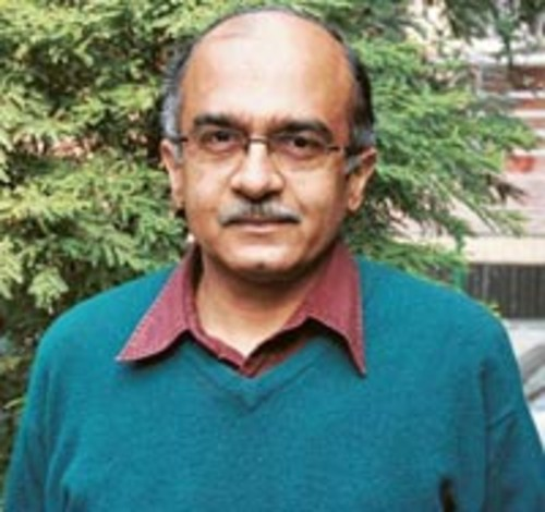 Himachal to probe land deal by Prashant Bhushan