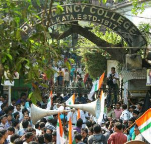 Presidency University & The Culture of Student Politics in India 1