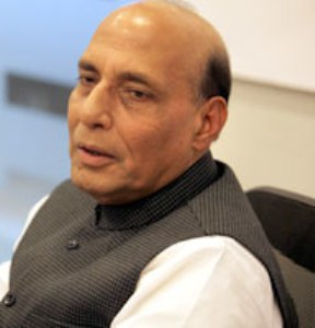 Rajnath Singh avoids commenting on Vaidya''s blog on Gadkari''s exit as BJP president