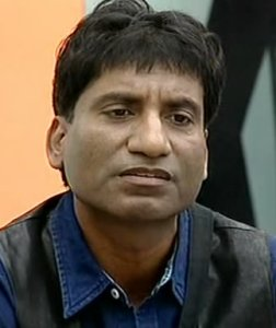 Comedian Raju Srivastava vows to give happiness to all, if elected