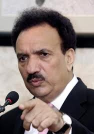 Rehman Malik orders release of all Indian fishermen held in Pak jails
